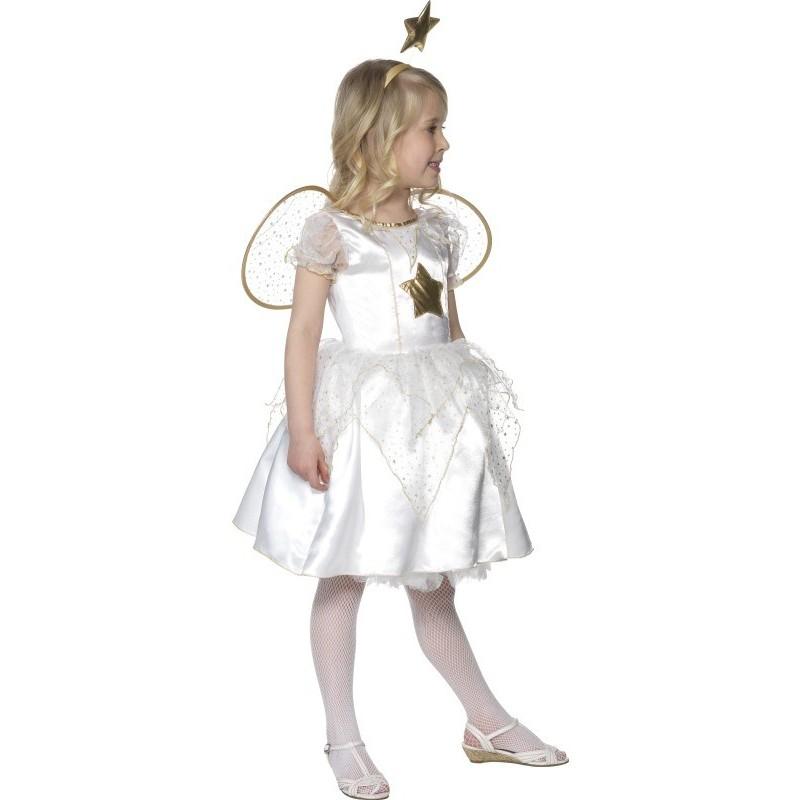 disfraz de hada estrella para nia